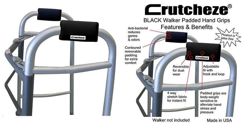 Crutcheze Walker Padded
