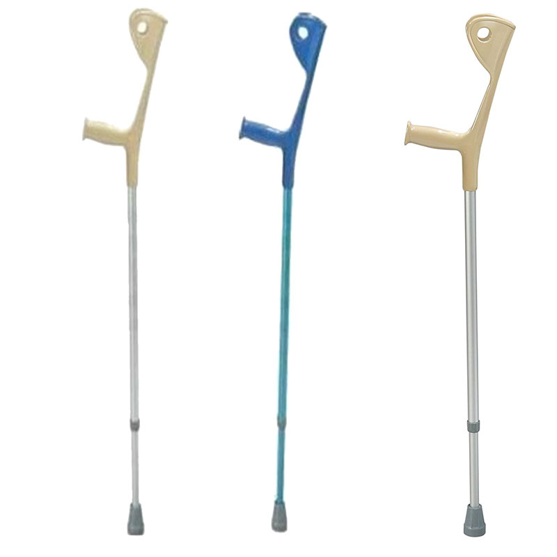 Drive Medical Euro Style Light Weight Forearm Crutch