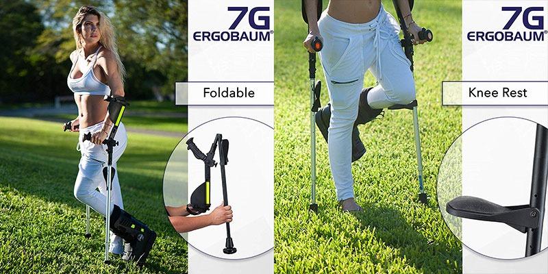 Ergobaum crutch