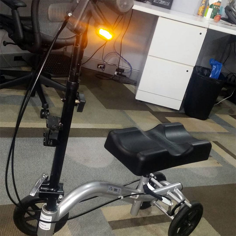 Features of Best Knee Scooters