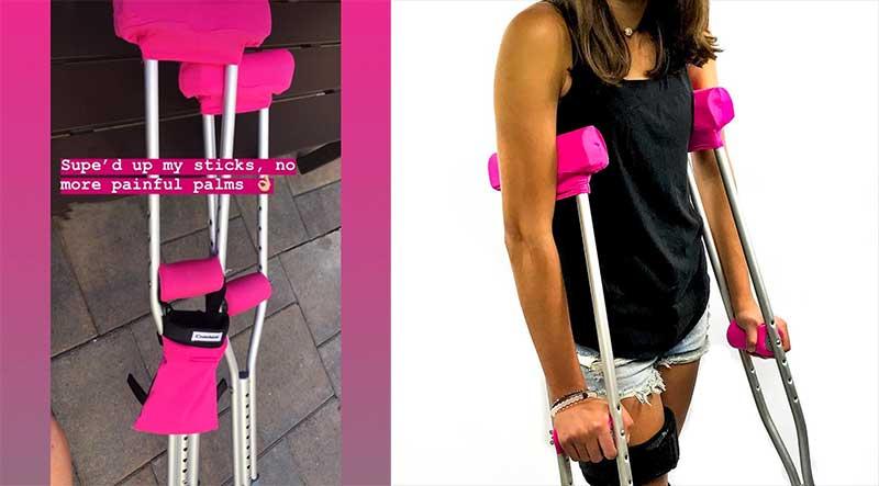 Crutcheze Underarm Crutches