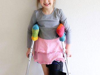 Crutch covers