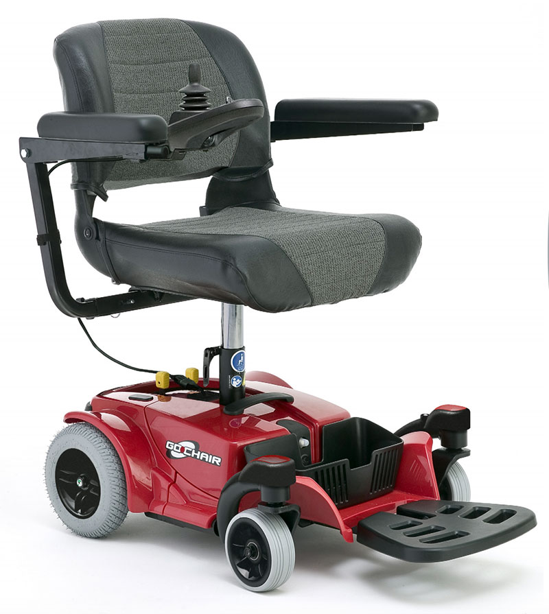Go-Chair Travel Power Wheelchair