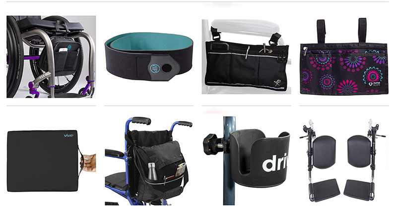 Wheelchair Accessories Amazon